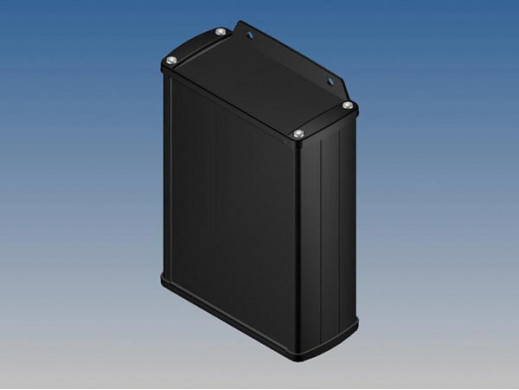 ALUMINIUM HOUSING - BLACK -...