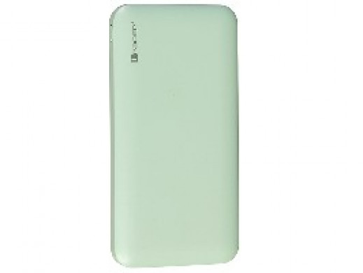 Power bank TRACER 8000 mAh slim mint M080