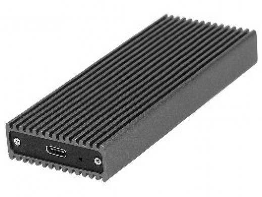 Obudowa TRACER USB 3.1 Type-C M.2 NVME  702 AL ARMOUR