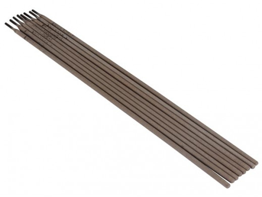 STAINLESS STEEL ELECTRODES - 2.5 x 300 mm - 8 pcs