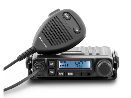 Radio CB Midland M-Mini AM/FM multi