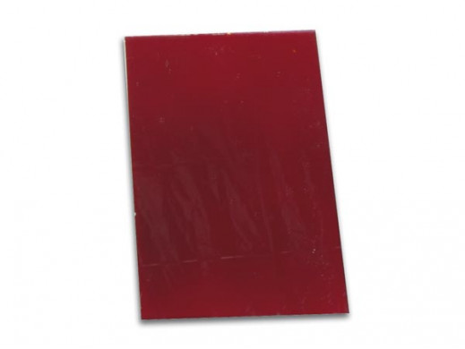 SPARE RED GLASS PANE FOR VDL5004DL