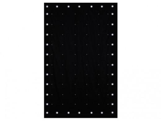 LED STARCLOTH II - GWIEZDNA KURTYNA RGB 2 x 3 m