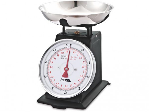 ANALOGOWA WAGA KUCHENNA - 5 kg / 20 g