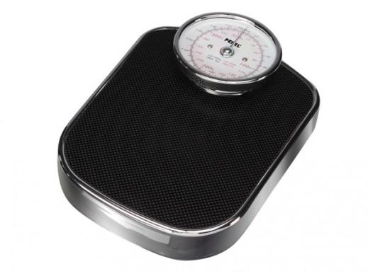 ANALOGOWA WAGA ŁAZIENKOWA - 160 kg / 1 kg