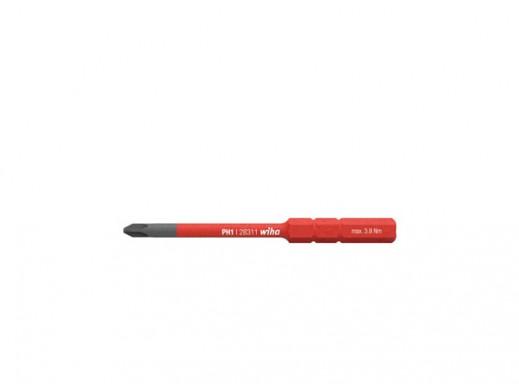 Wiha Bit slimBit electric Phillips (34583) PH1 x 75 mm