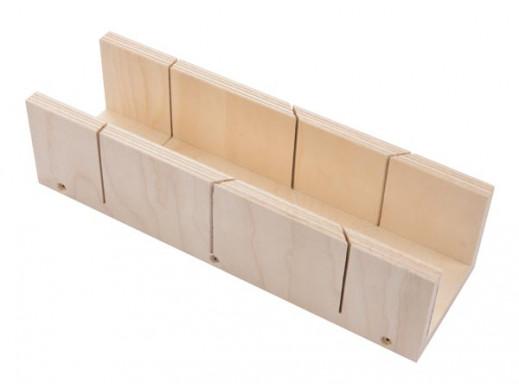 MITRE BOX - 300 x 80 x 95 mm