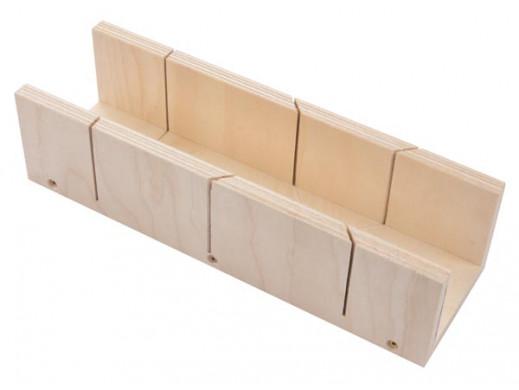 MITRE BOX - 350 x 100 x 42 mm