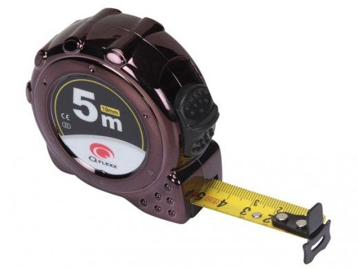 MEASURING TAPE - ABS CASE WITH UV LAYER - 5 m