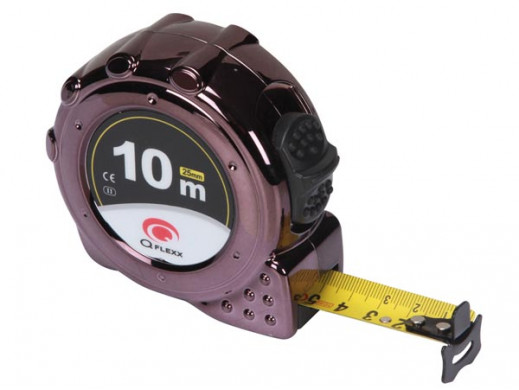 MEASURING TAPE - ABS CASE WITH UV LAYER - 10 m