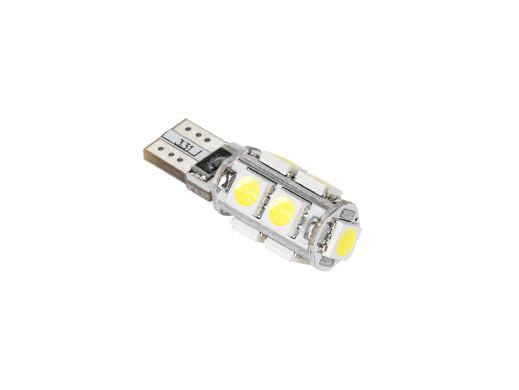 Lampa samochodowa LED T10,...