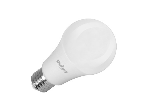 Lampa LED Rebel A60  15W, E27, 4000K, 230V