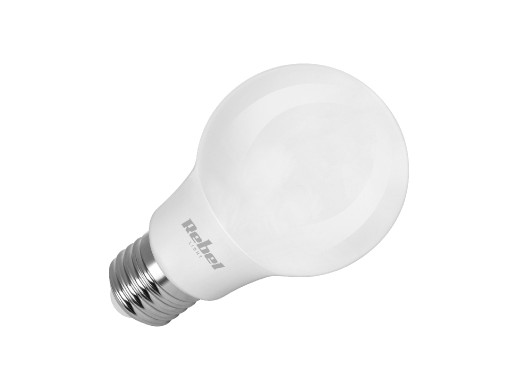 Lampa LED Rebel A60 9W, E27, 4000K, 230V