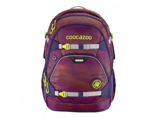 Plecak ScaleRale, kolor: Soniclights Purple  system MatchPatch