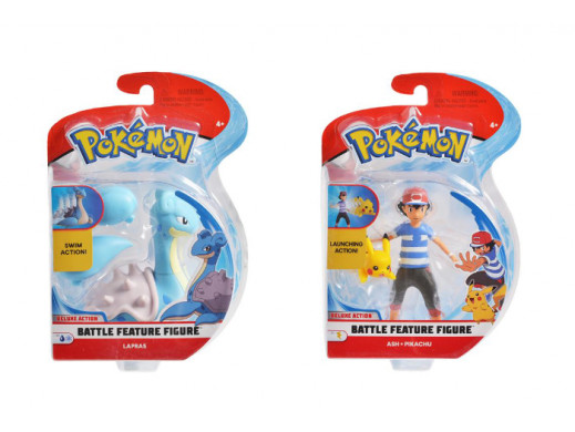 Pokemon Battle Figurki...
