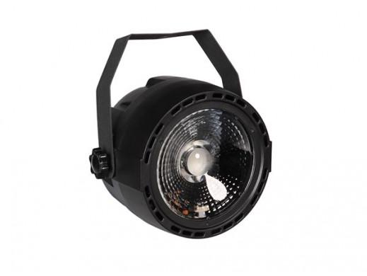 COMPACT 111 - REFLEKTOR MINI LED PAR 10 W COB UV