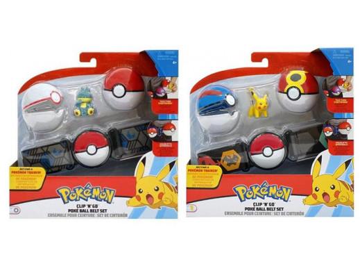 Pokemon Clip'N'Go Poke Ball...
