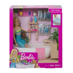 Barbie Relaks w kąpieli Zestaw