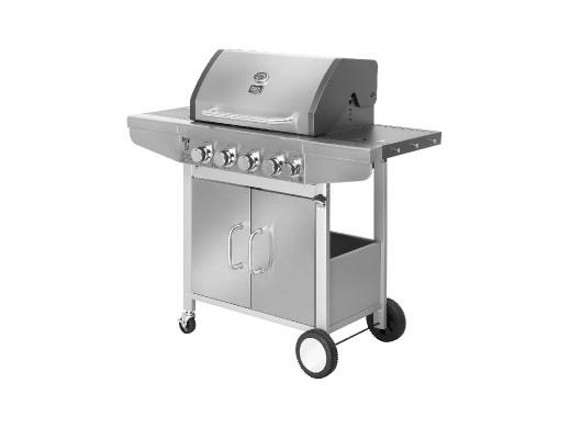 Teesa BBQ 5000 Master Grill gazowy - 5 palników