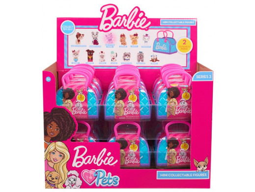 Barbie Mini zwierzątka w...