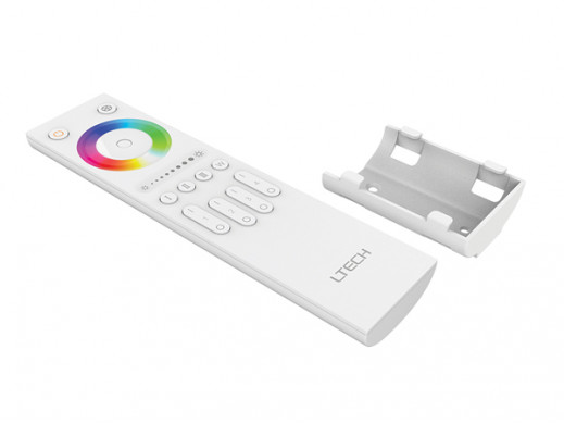 MULTI-ZONE SYSTEM - RGBW RF LED REMOTE CONTROLLER - 4 ZONES