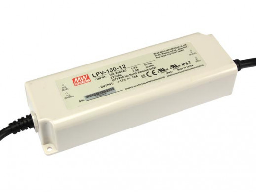SWITCHING POWER SUPPLY - SINGLE OUTPUT - 150 W - 12 V