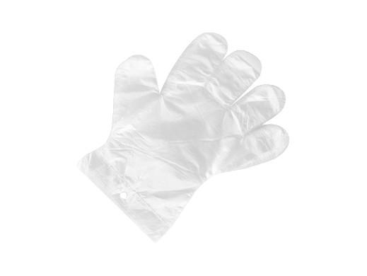Rękawiczki foliowe...