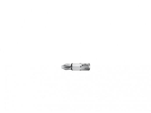 """Wiha Bit Standard 25 mm Pozidriv 1/4"""" (01689) PZ2"""