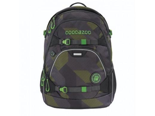 Plecak ScaleRale, kolor: Polygon Bricks Grey, system MatchPatch