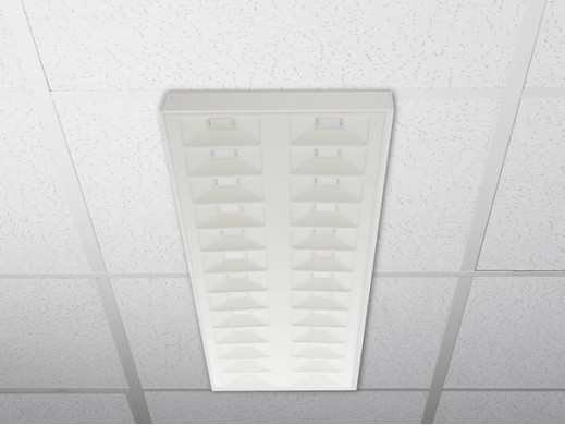 INSTALLATION FRAME FOR LED PANEL 120 x 30 cm