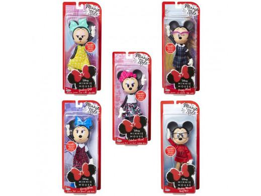 Minnie Mouse Fashion lalka Ast.