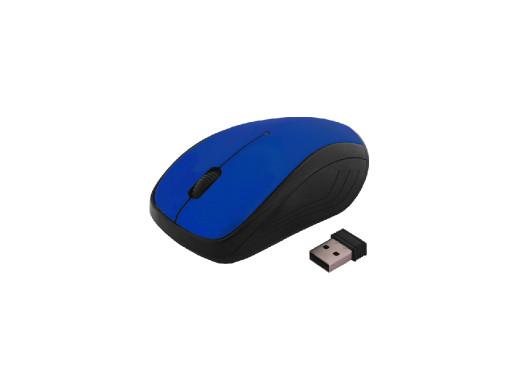 MYSZ ART bezprzewodowo-optyczna USB AM-92D niebieska