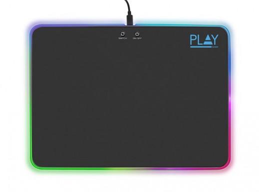 EWENT - PLAY GAMING RGB MOUSEPAD