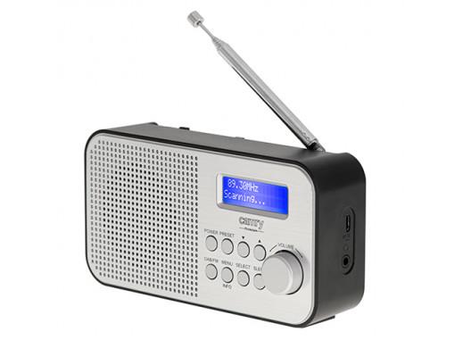 Radiobudzik - radio cyfrowe FM / DAB / DAB+