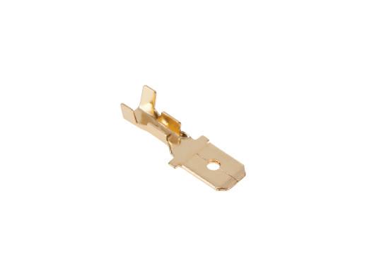 Konektor A-2.5 męski(6,3mm)...