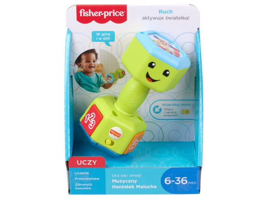 Fisher Price Ucz się i...