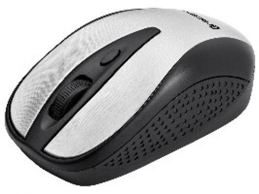 Mysz  TRACER JOY II  RF  Nano USB - SILVER