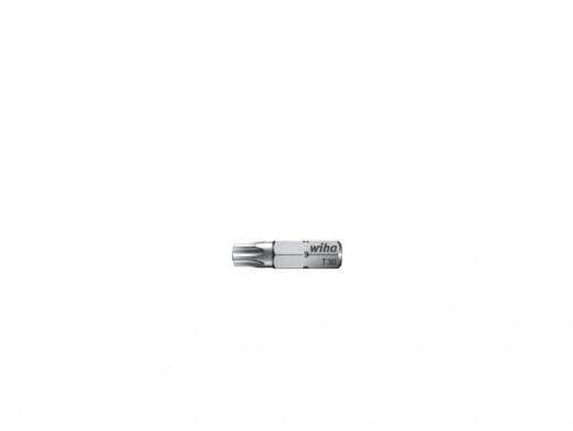 """Wiha Bit Standard 25 mm TORX® 1/4"""" (01715) T9"""