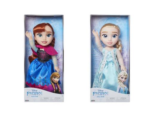 Frozen Kraina Lodu - Anna / Elsa lalka ast