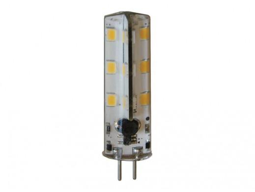 GARDEN LIGHTS - CYLINDER LED - 24 x 2 W - 12 V - GU5.3 - BIAŁY CIEPŁY (130 lm)