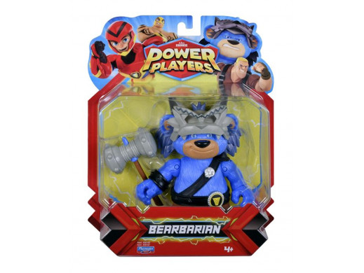 Power Players Bearbarian...