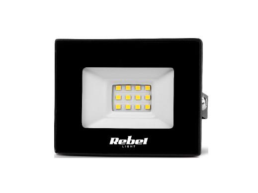 Reflektor LED Rebel 10W, 3000K,230V