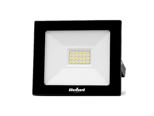 Reflektor LED Rebel  20W, 3000K, 230V