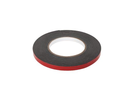 Taśma piankowa dwustronna REBEL (1 mm x 10 mm x 10 m) czarna