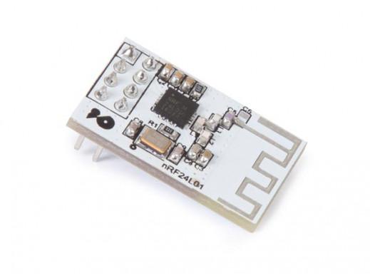 MODUL BEZPRZEWODOWEGO NADAJNIKA-ODBIORNIKA 2,4 GHz NRF24L01 (2 szt.)