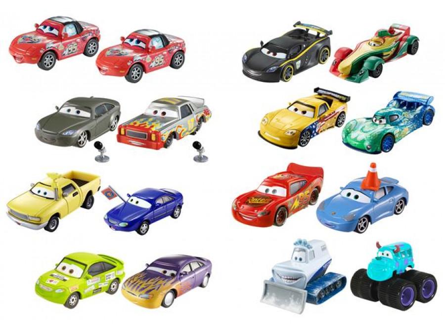 Cars Auta 3 Dwupak Ast.