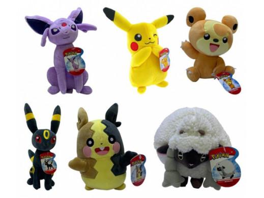 Maskotka Pokemon 20 cm Ast.