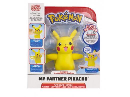 Pokemon Mój partner Pikachu...