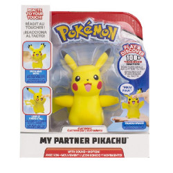 Pokemon Mój partner Pikachu...