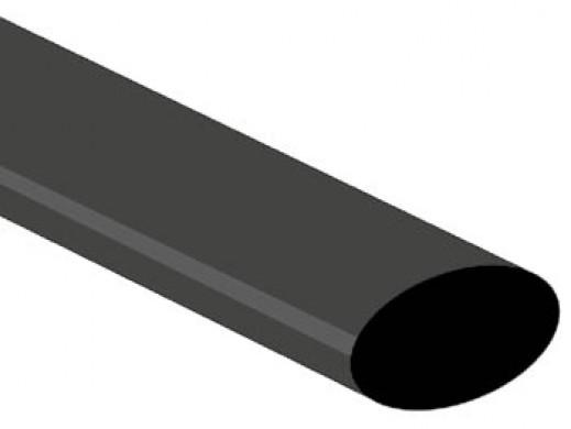 POWŁOKA TERMOKURCZLIWA 2:1 - 19,0mm - CZARNA - 25 SZT.